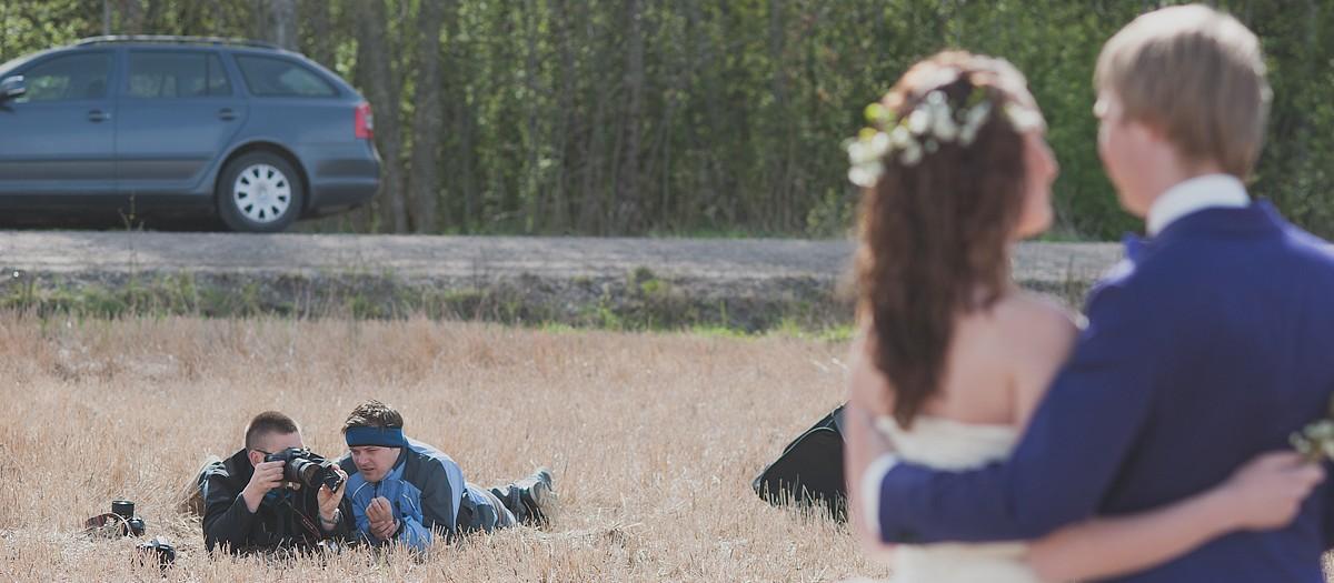 Foto reportāža no kāzu fotogrāfu mācībām 3.maijā